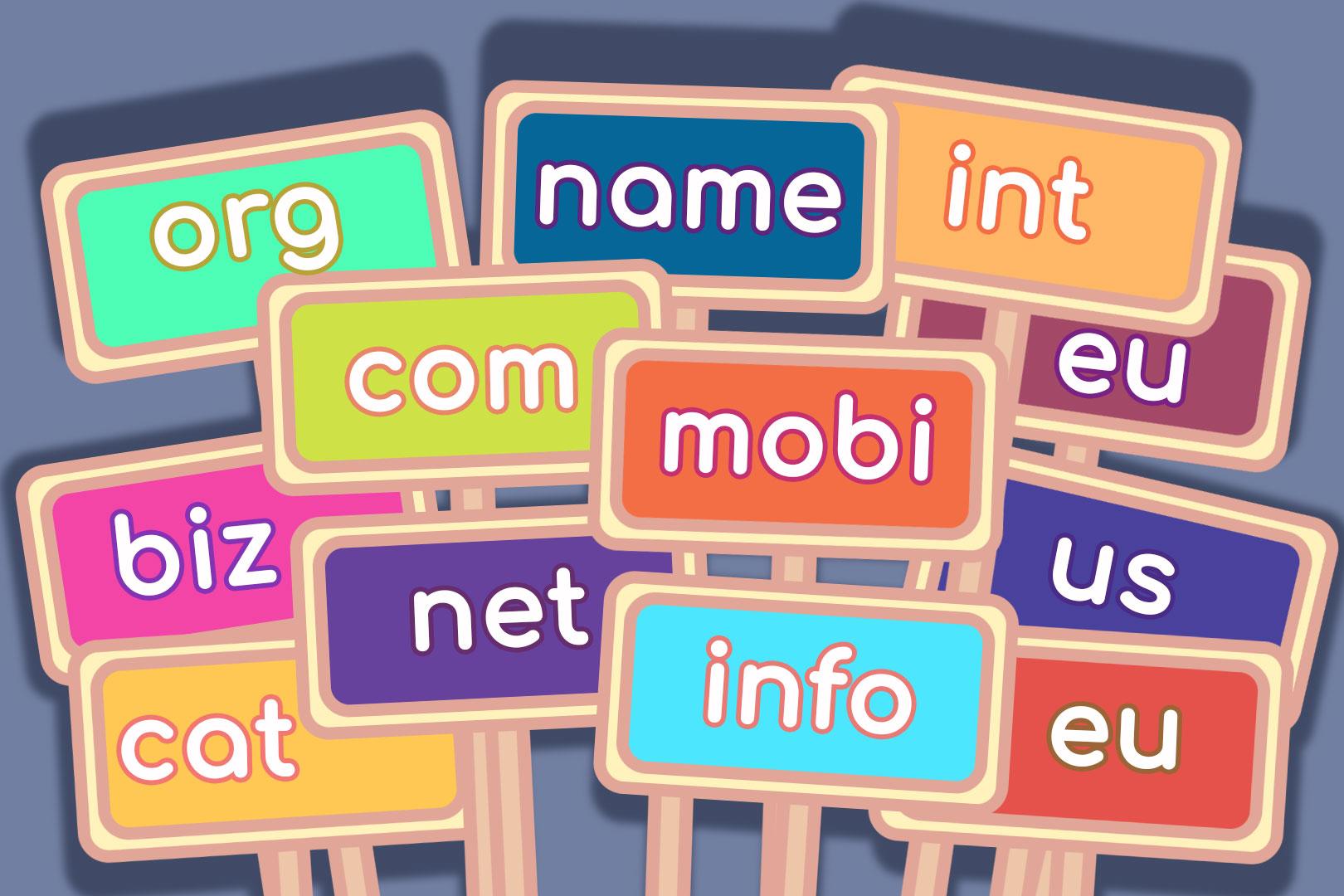 регистрация домена стоит