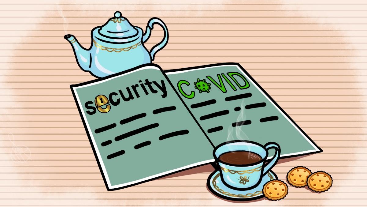 Журнал со статьями о кибербезопасности и коронавирусе